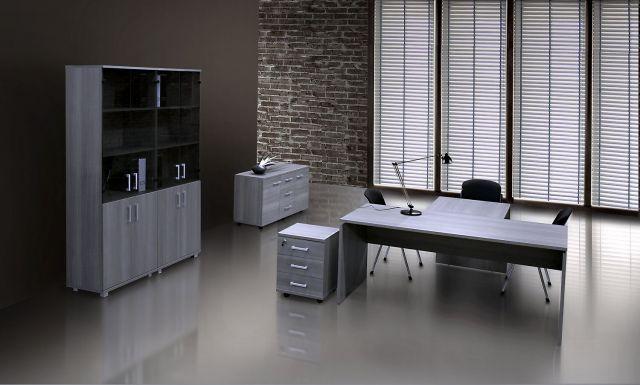 Кабинет руководителя Аргентум - мебель для офиса по ценам ни…