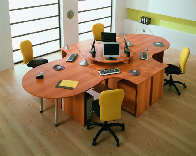Офисная мебель для персонала Славянская Столица Авантаж - цены, фото, купить в Минске