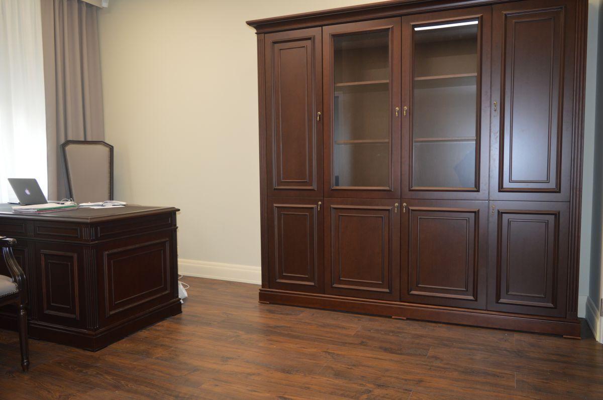Офисная мебель на заказ по индивидуальным размерам недорого .