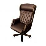 Кресло руководителя 887 Раут (коричневое)